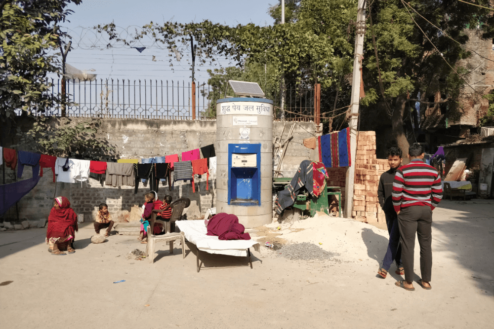 water-atm-at-village